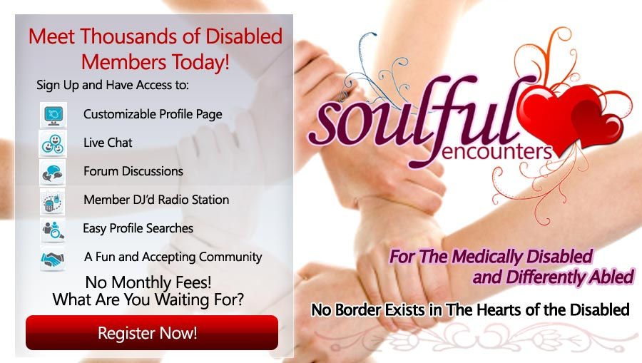 Disability dating uk for free